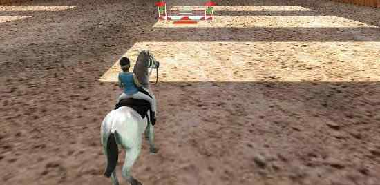 Play Horse Jumping 3d
