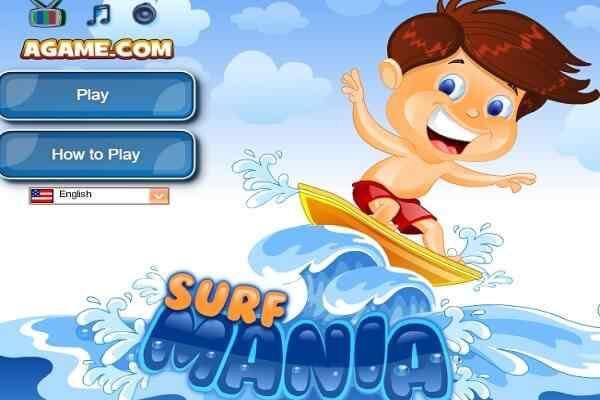 Play Surf Mania