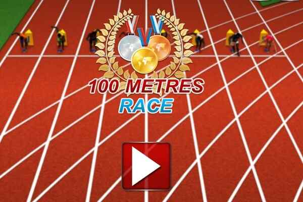 Play 100 Metres Game
