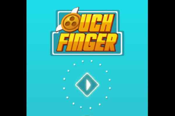 Play Ouch Finger