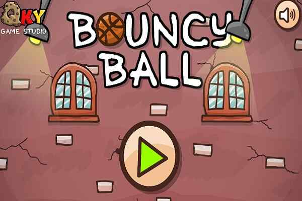 Play Bouncy Ball