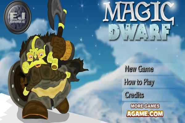 Play Magic Dwarf Run