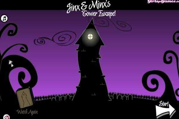 Play Jinx  Minx Tower Escape