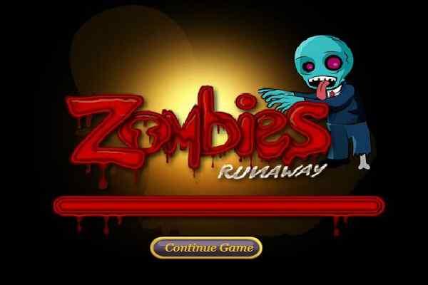 Play Zombies Runaway