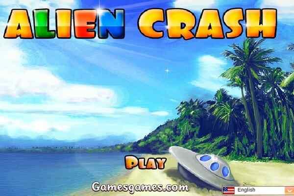 Play Alien Crash