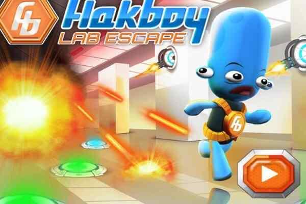 Play Flakboy Lab Escape