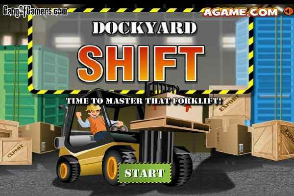 Play Dockyard Shift