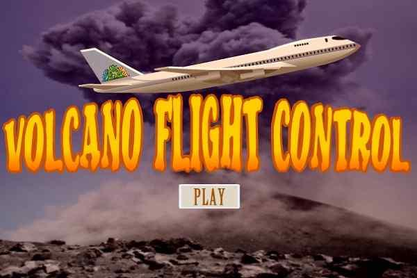 Play Volcano Flight Control