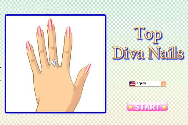 Play Top Diva Nails