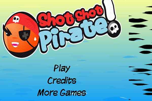 Play Shot Shot Pirate