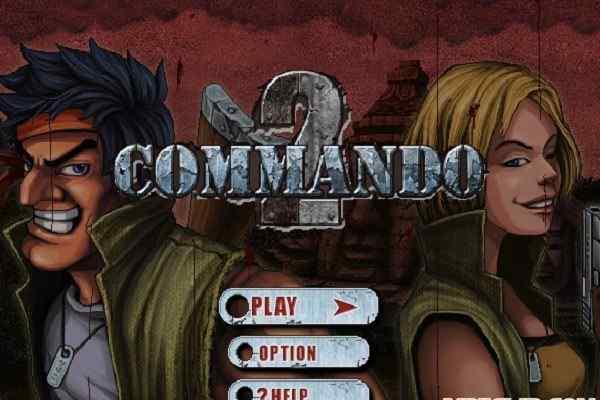 Play Commando 2