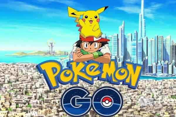 Play Find My Pokemon Go