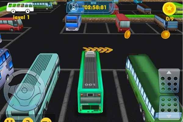 Play Busman Parking