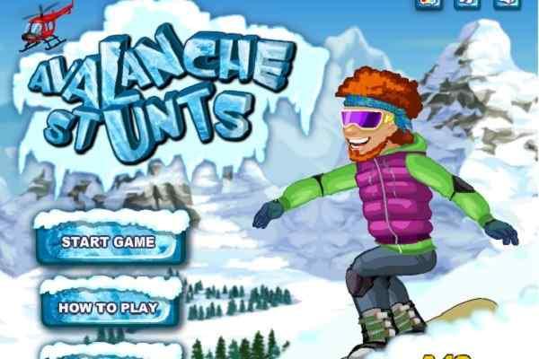 Play Avalanche Stunts