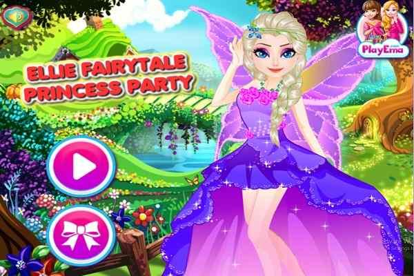 Play Ellie Fairytale Princess