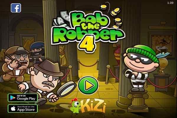Play Bob The Robber 4 season 1 France