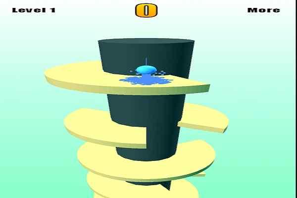 Play Helix Jump 2