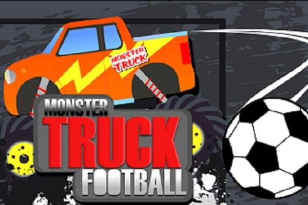 Play Monster Truck Soccer