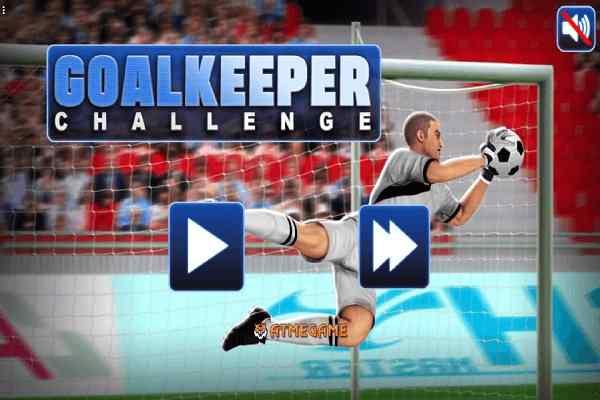 Play Goalkeeper Challenge