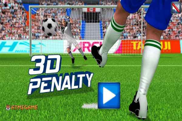 Play 3D Penalty