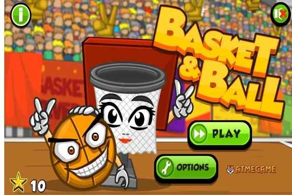 Play Basket & Ball