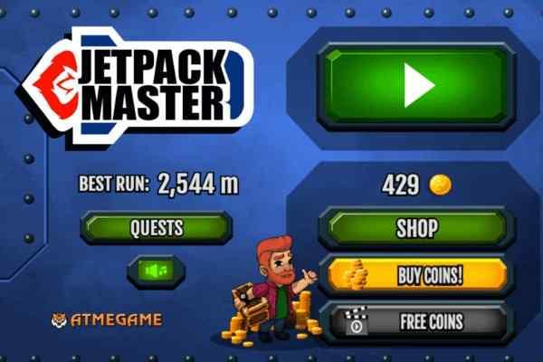 Play Jetpack Master