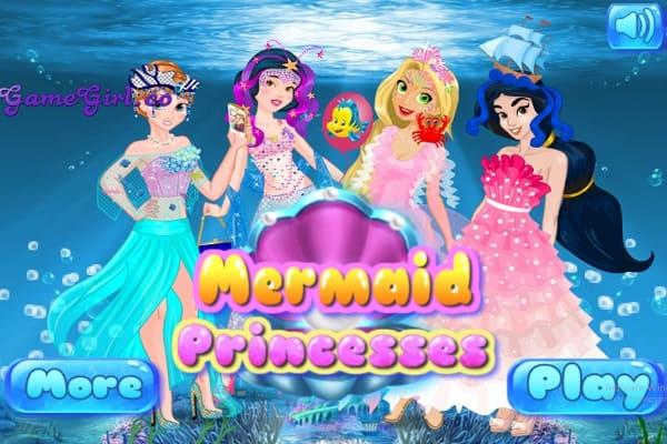 Play Mermaid Princesses