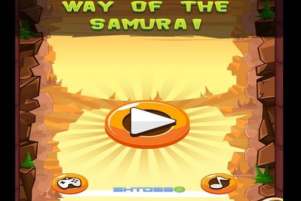 Play Way Of The Samurai