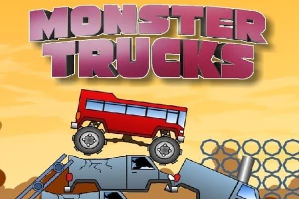 Play Monster Trucks Challenge