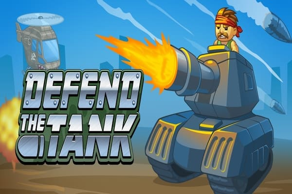 Play Defend The Tank