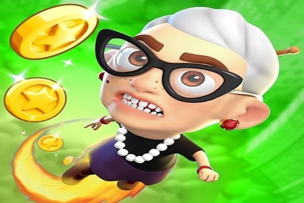 Play Angry Gran Jump Up
