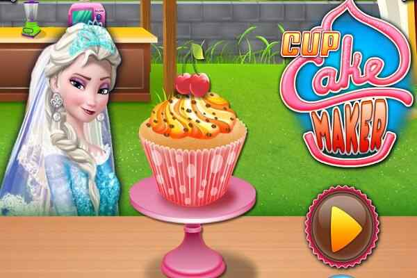 Play Cupcake Maker